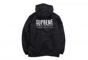 Supreme - Satin Twill Pullover
