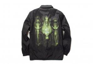 Supreme/H.R. Giger - Coaches Jacket