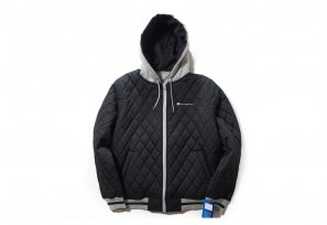 Supreme/Champion Reversible Hooded Jacket