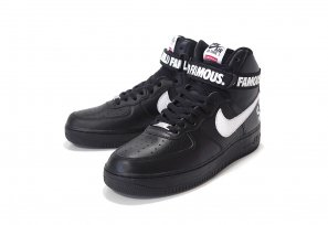 Supreme/Nike - Air Force 1 High Supreme SP