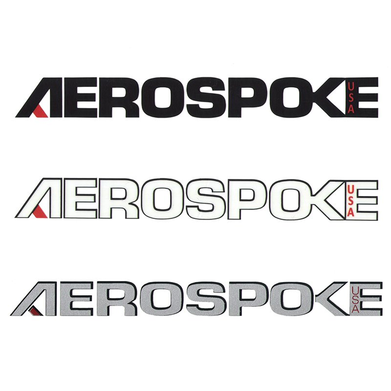 Aerospoke - Decal