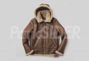 Supreme/Schott B-3 Shearling Jacket