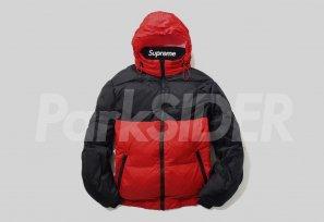 Supreme - Reversible Puffy Jacket