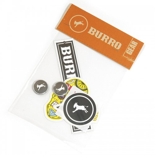 BURRO - Sticker Pack