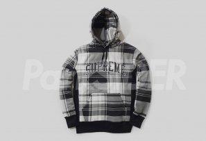 Supreme - Plaid Pullover