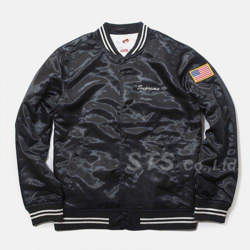 Supreme - Satin Club Jacket