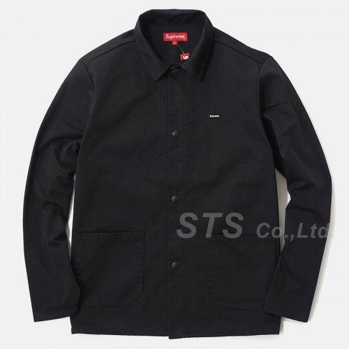 Supreme - Snap Front Shop Jacket
