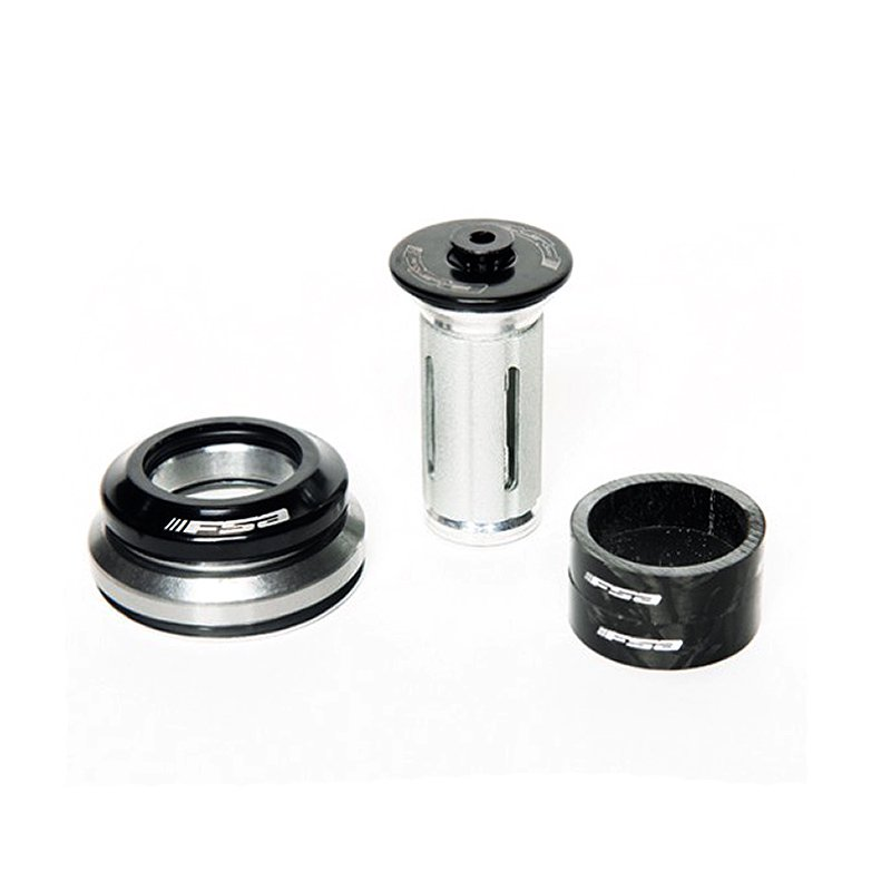 """FSA - C-40 Carbon Integrated Headset (1-1/8"""" to 1.5"""", Threadless)"""