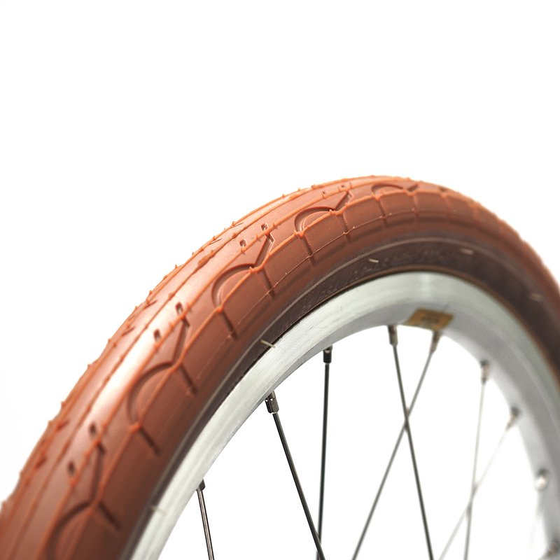 Bruno - Brown/Skin Clincher Tire (20inch)