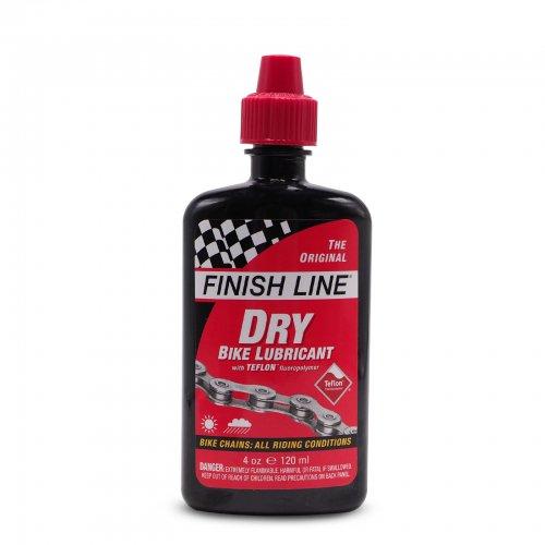 FINISH LINE - Dry Bike Lubricant / 120ml
