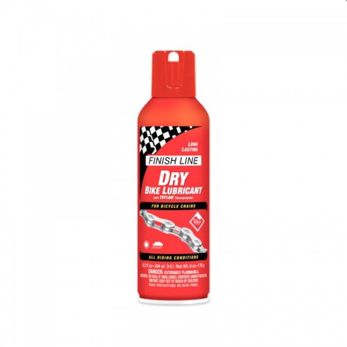 FINISH LINE - Dry Bike Lubricant / 244ml