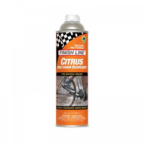 FINISH LINE - Citrus Bike Chain Degreaser / 600ml