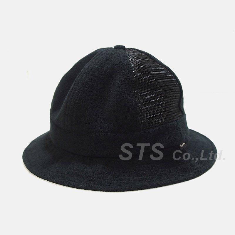 1dbab0d12fb Supreme - Terry Side Mesh Bell Hat - ParkSIDER