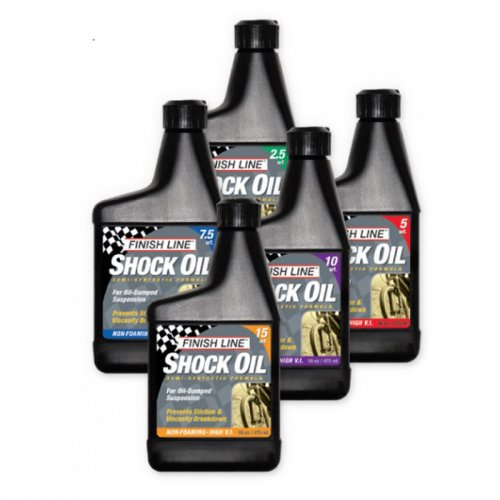 FINISH LINE - Shock Oil