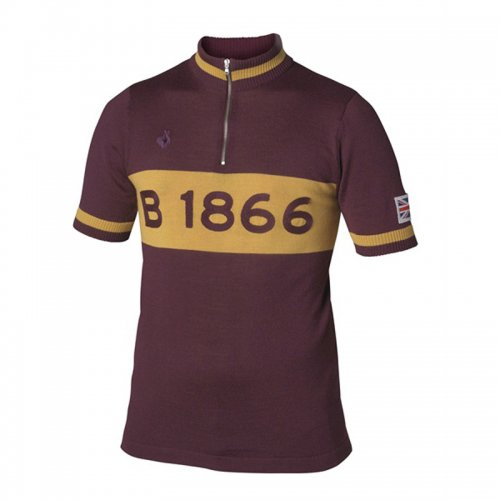 Brooks - B1866 Wool Cycling Jersey