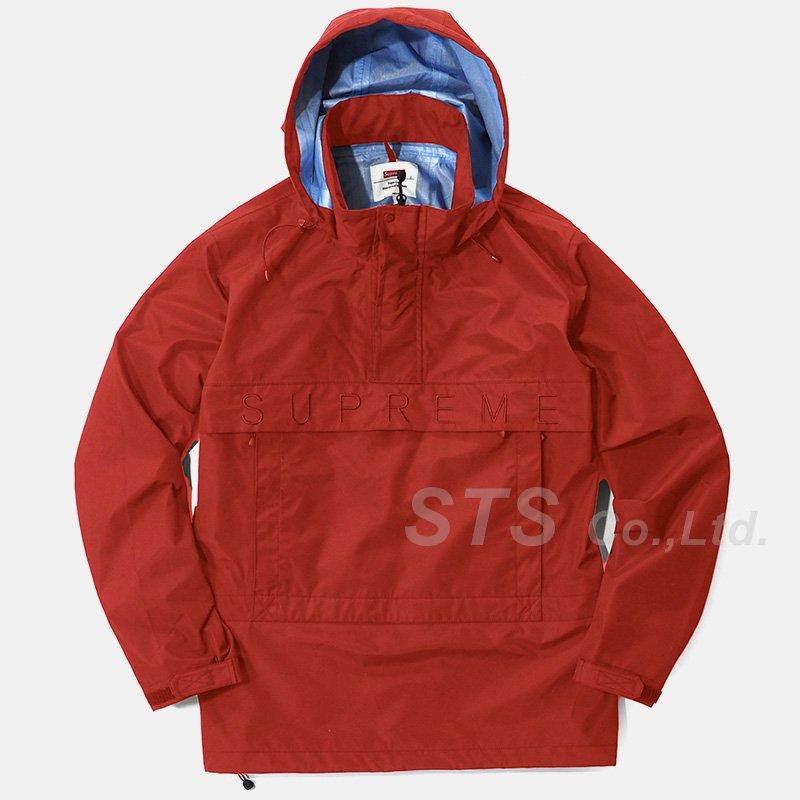 e551bb3c3b2c supreme taped seam pullover