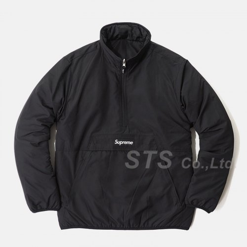 Supreme - Reversible Pullover Puffy