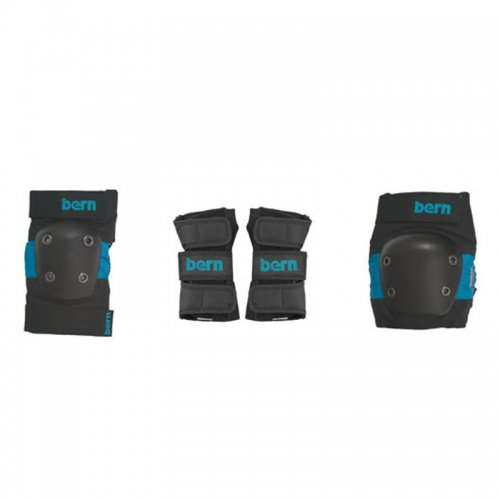 bern - Junior Skate Pad Set