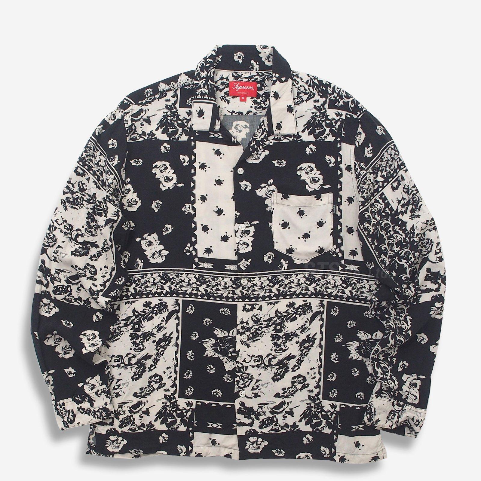 Supreme - Paisley Shirt