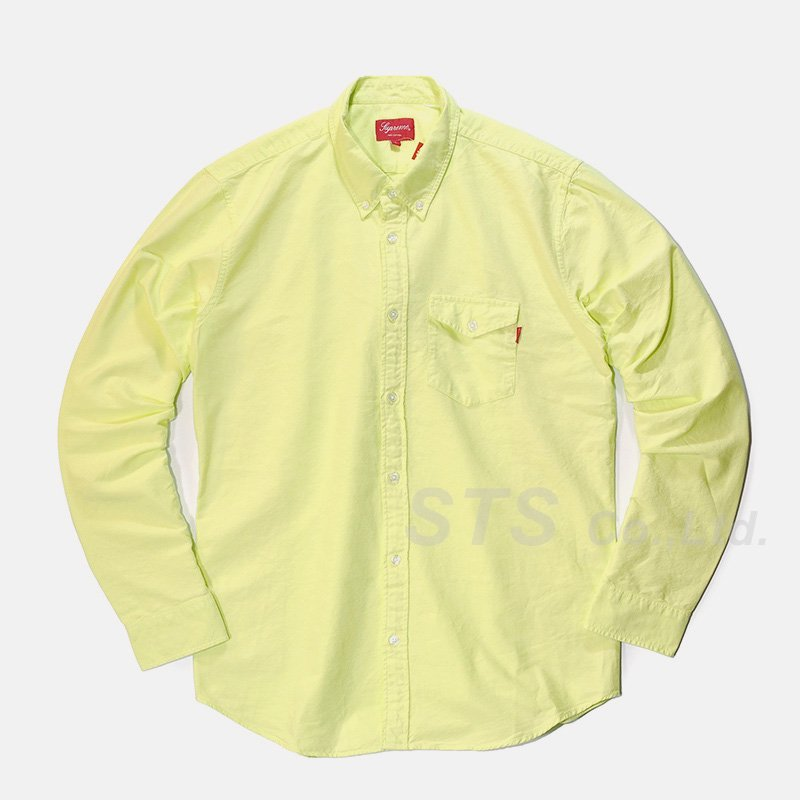 Supreme - Oxford Shirt