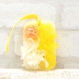 ボタニカルアロマワックスプレート【プルメリアの香り】【プレゼント・ギフトにおすすめ】(40003)
