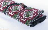 モン刺繍のロールペンケース(RP)