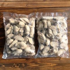 生食用冷凍牡蠣剥き身