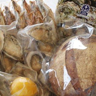 最高の贅沢!究極のパンとファームスズキ瞬間凍結セット