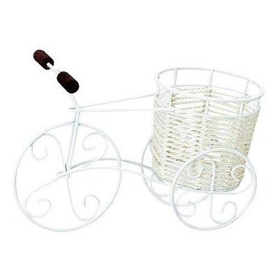 自転車型鉢入れプランター