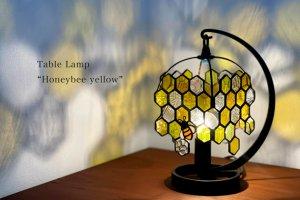 テーブルランプ Honeybee yellow ミツバチ イエロー