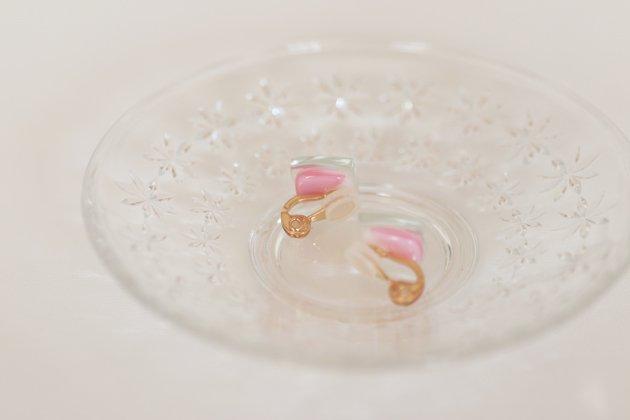 イヤリング  Gelee coral pink S 〔ジュレ コーラルピンク S〕 【画像6】
