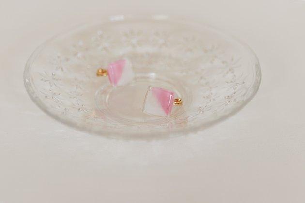 イヤリング Gelee deux coral pink〔ジュレ ドゥ コーラルピンク〕【画像3】
