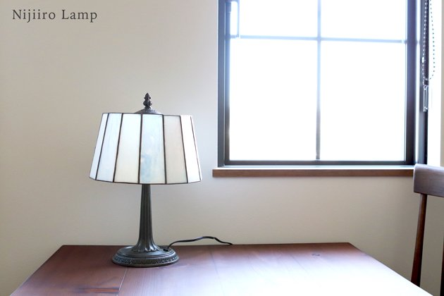 テーブルランプ Pleats milkywhite プリーツ ミルキーホワイト【画像10】