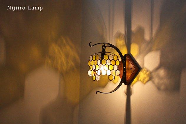 ブラケットランプ Honeybee yellow ミツバチ イエロー【画像3】