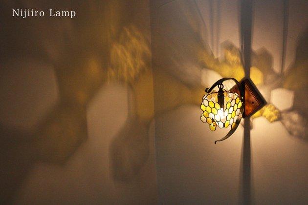 ブラケットランプ Honeybee yellow ミツバチ イエロー【画像5】
