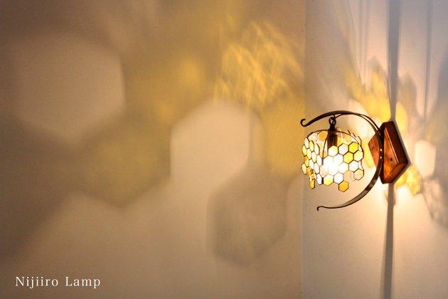 ブラケットランプ Honeybee yellow ミツバチ イエロー【画像6】