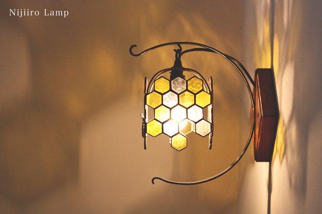 ブラケットランプ Honeybee yellow ミツバチ イエロー【画像8】
