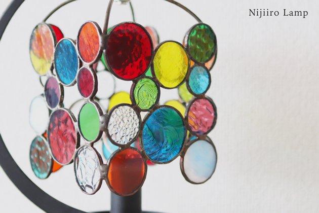 テーブルランプ Nijiiro drops ニジイロドロップス【画像9】