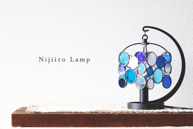 テーブルランプ Chibi blue チビ ブルー【画像11】