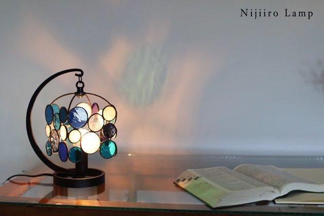 テーブルランプ Chibi blue チビ ブルー【画像4】
