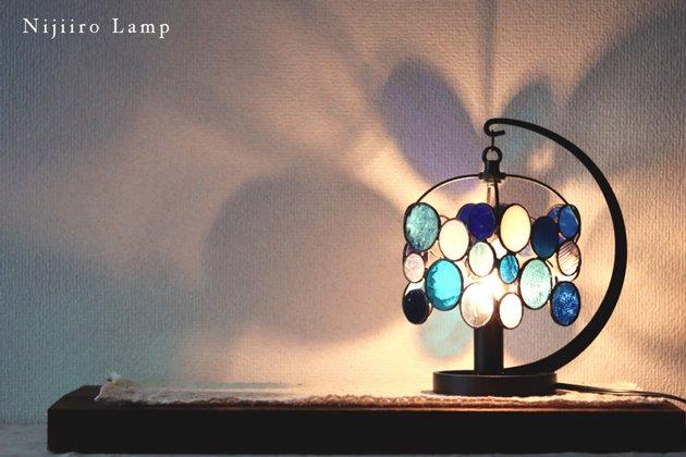 テーブルランプ Chibi blue チビ ブルー【画像5】