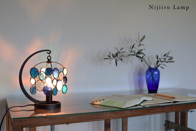 テーブルランプ Chibi blue チビ ブルー【画像6】
