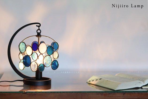 テーブルランプ Chibi blue チビ ブルー【画像7】