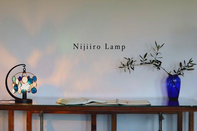 テーブルランプ Chibi blue チビ ブルー【画像8】