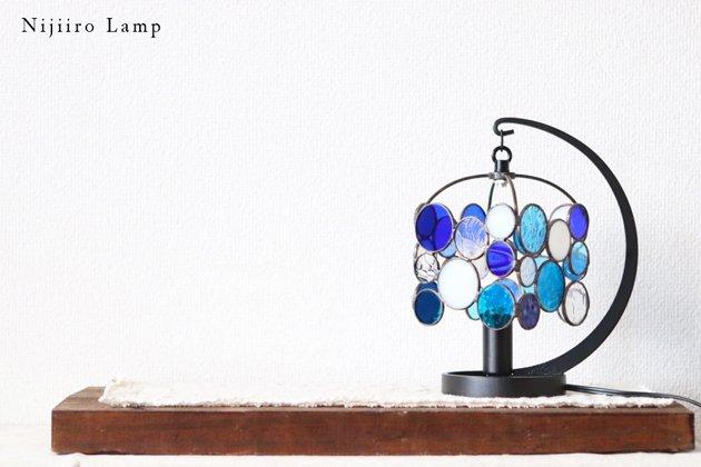 テーブルランプ Chibi blue チビ ブルー【画像9】