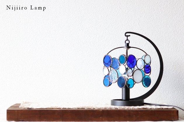 テーブルランプ Chibi blue チビ ブルー【画像10】