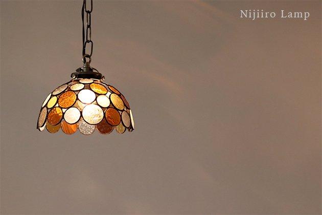 Nijiiro bowl amber ニジイロ ボール アンバー【画像2】