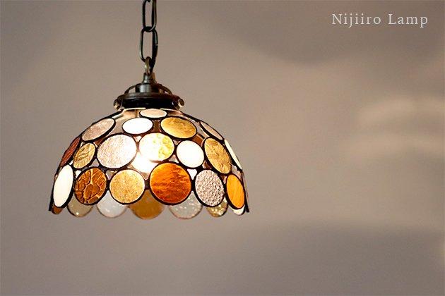 Nijiiro bowl amber ニジイロ ボール アンバー【画像6】