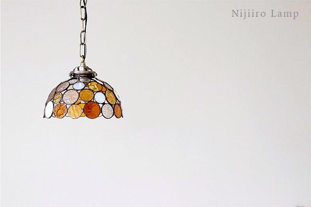 Nijiiro bowl amber ニジイロ ボール アンバー【画像8】