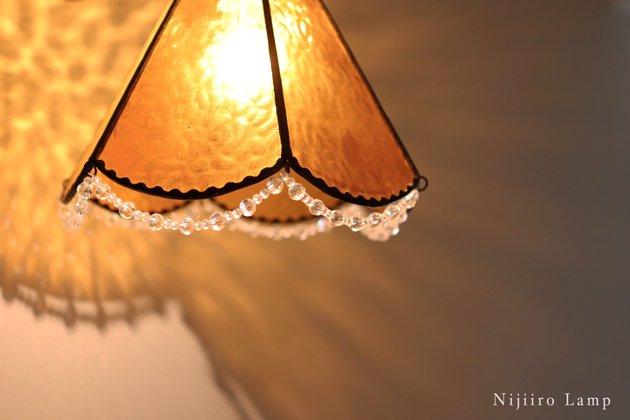 ブラケットランプ Suzuran amber すずらん アンバー【画像3】